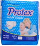 Protex Adult Diapers - Medium (Pack of 3 x 10 Piece)