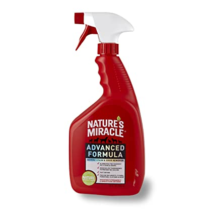 Natures Miracle Advanced Pet Trigger Sprayer Pet Stain Remover