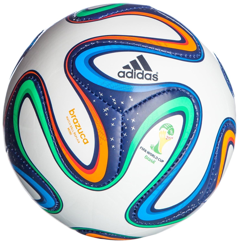 adidas Brazuca Mini Fútbol: Amazon.es: Jardín