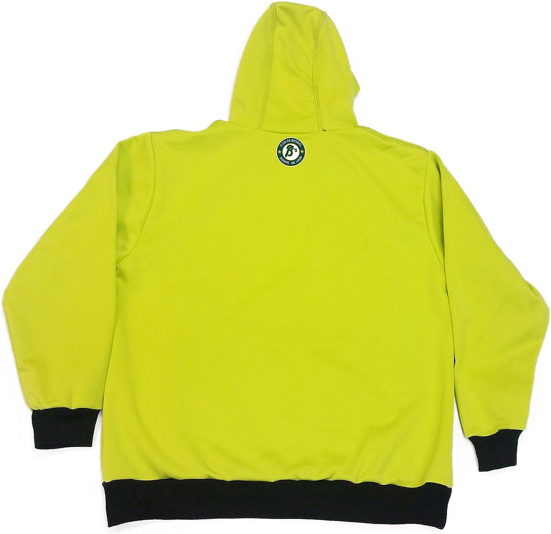 Bravos de Leon Warm Pullover Hoodie Sweater