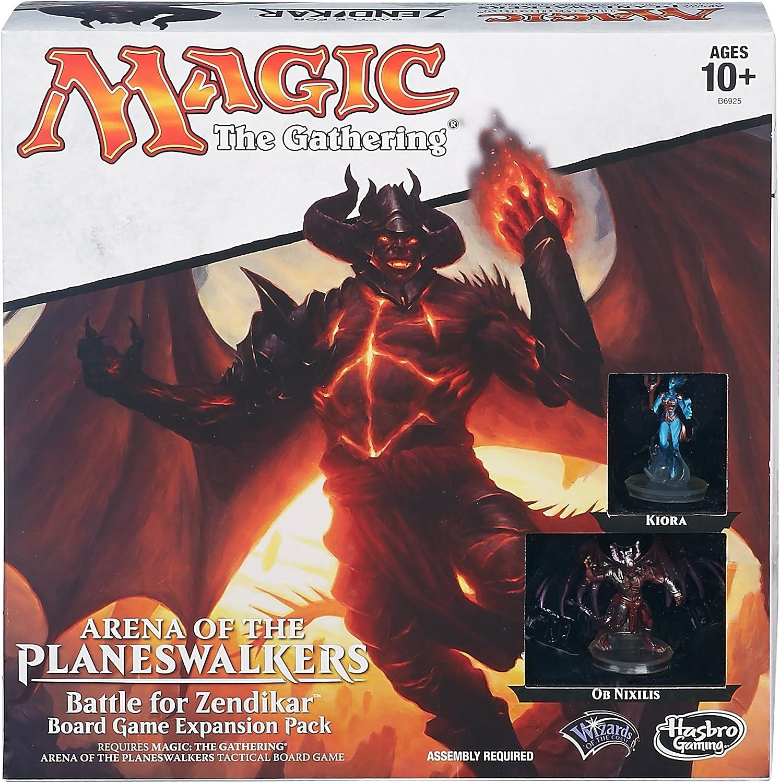 Magic The Gathering Arena de la Batalla de Planeswalkers para expansión Zendikar: Amazon.es: Juguetes y juegos