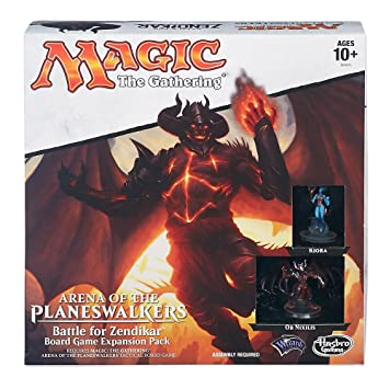 Magic The Gathering Arena de la Batalla de Planeswalkers para expansión Zendikar