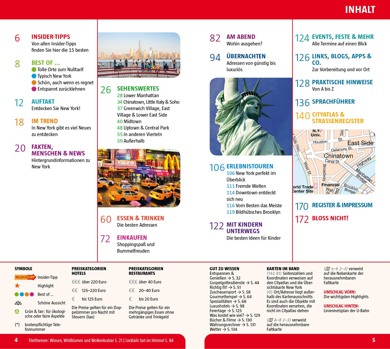 MARCO POLO Reiseführer New York: Reisen mit Insider-Tipps. Inkl ...