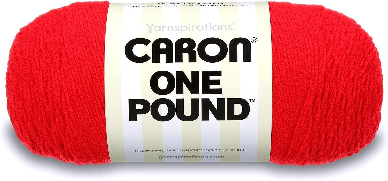 Spinrite Caron-One Pound Yarn Peach