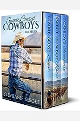 Sugar Coated Cowboys Series: Three Book Set Kindle Edition