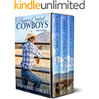Sugar Coated Cowboys Series: Three Book Set