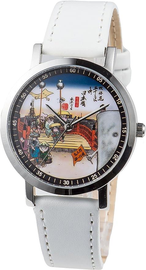 [ヨウカイドウゴジュウサンツギ] 腕時計 KFB-41531-01 ホワイト