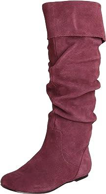 Bonanza Tall Shafted Flat Boot