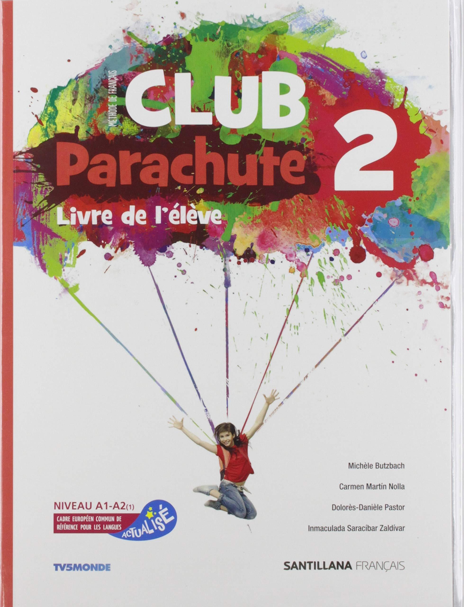 CLUB PARACHUTE 2 PACK ELEVE: Amazon.es: Vv.Aa.: Libros en idiomas ...