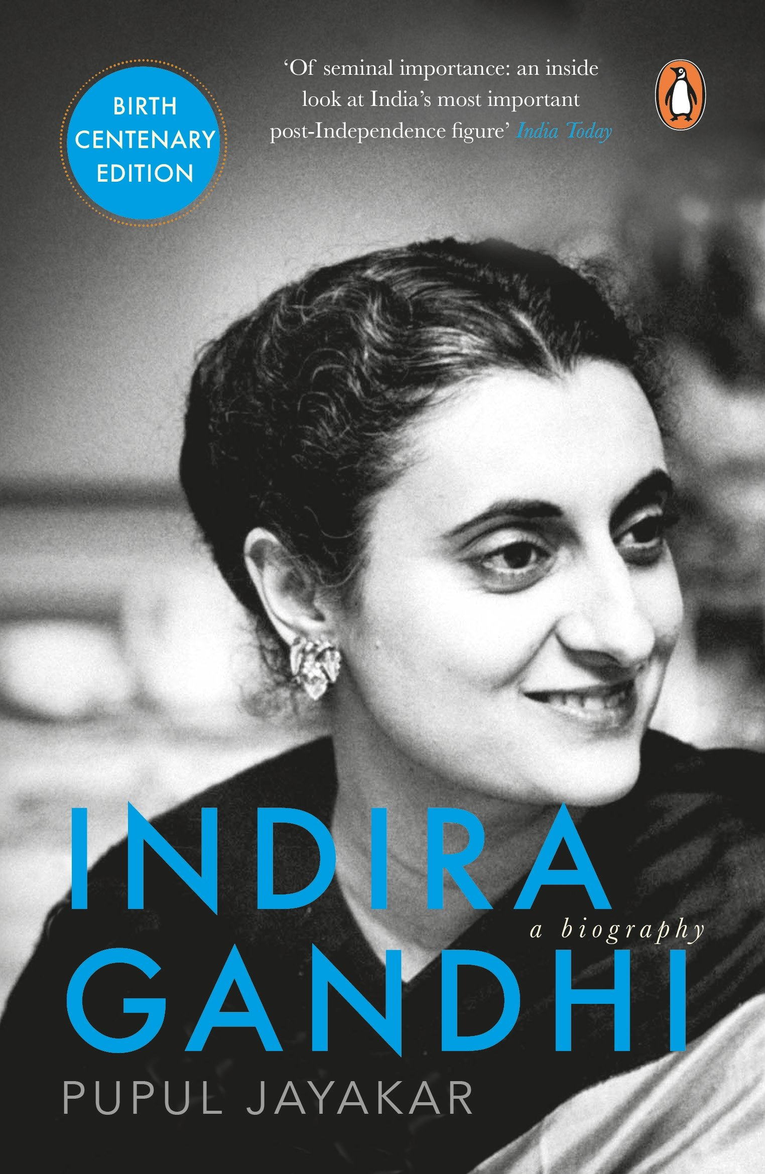 Indira Gandhi: A Biography: Amazon.es: Pupul Jayakar: Libros en idiomas extranjeros