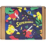 Jackinthebox Superhero2-in-1 Craft Kit for Boys with Superhero Mask and Cuffs
