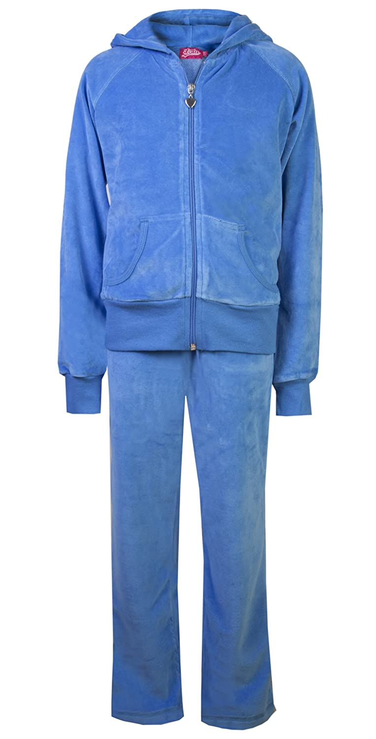 Love Lola Childrens Velour Tracksuits Girls Tracksuits Kids Play Wear Velour Joggers Jacket And Jogging Bottoms #Trackisback