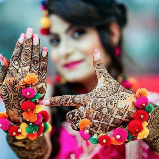 Latest Mehndi Designs (Simple And Easy Arabic Mehndi Designs For Hands)