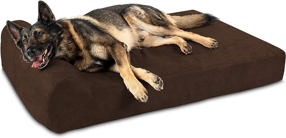 extra large orthopedic dog beds