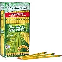 Deals on 72PK TICONDEROGA Pencils Wood-Cased #2 HB Soft 13972