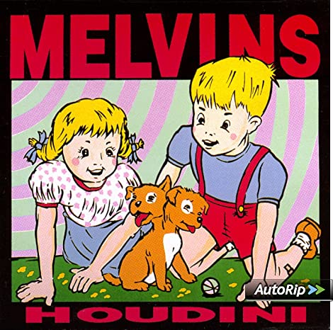 houdini melvins  Houdini: Melvins: : Musica