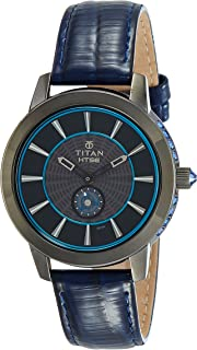 926d75fd11a Buy Titan HTSE 3 Analog Black Dial men s Watch - 1630NP02 Online at ...