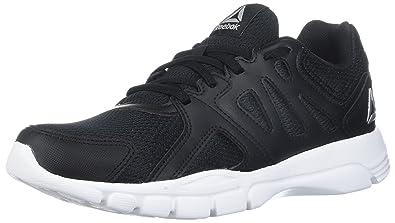 aad2eb54 Reebok Women's Trainfusion Nine 3.0 Cross Trainer Black/White/Silver ...
