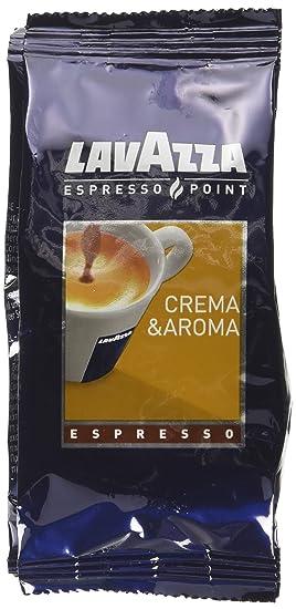 Lavazza Espresso Point Crema Aroma Coffee Capsules (1 Pack of 100 ... 61e099fbd22b