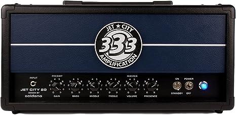 Jet ciudad amplificación jca20h 20 W guitarra amplificador de ...
