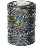 Coats & Clark Star Mercerized Cotton Quilting Thread Multicolor Thread 1200 Yd. Jewels