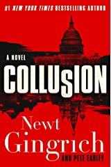 Collusion: A Novel (Mayberry and Garrett Book 1) (English Edition) eBook Kindle