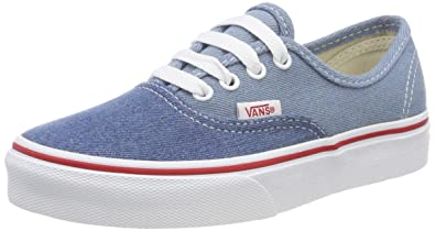 afdb171a270114 Vans Kids  Authentic Trainers  Amazon.co.uk  Shoes   Bags