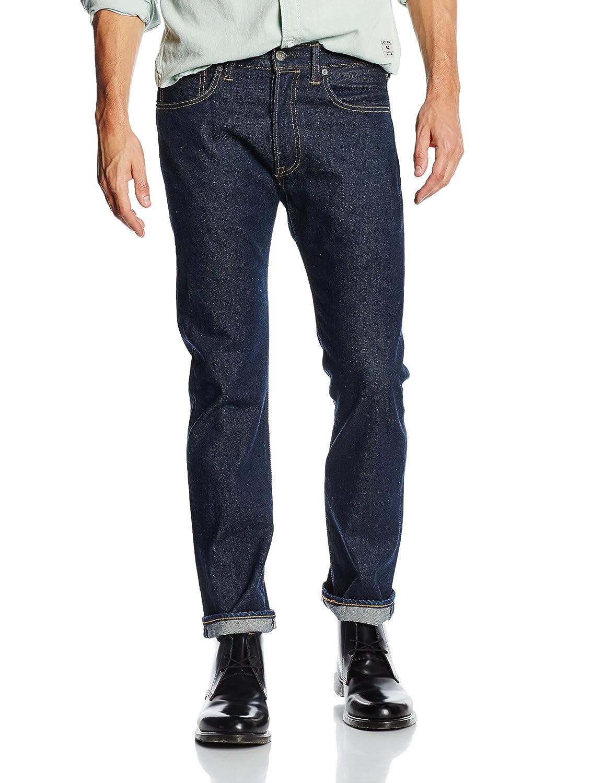 Levi's Herren Jeans 501 Original Straight Fit Levi' s