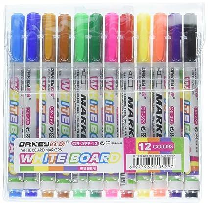 ddayup pizarra blanca con rotulador borrable bolígrafo de ...