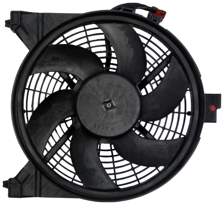 VDO FA70252 Condenser Fan Assembly