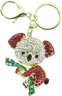 Cooplay Linda hermosa rosa moda Koala Oso Animal diamante ...