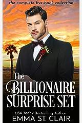 The Billionaire Surprise Set Kindle Edition