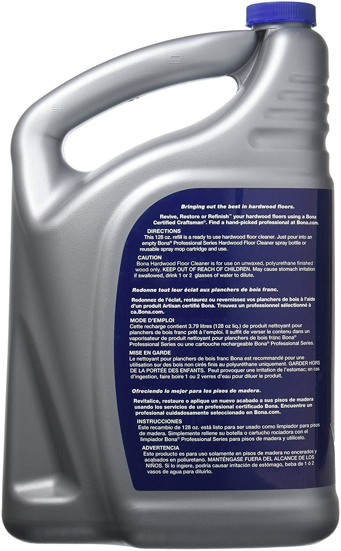 Bona Pro Series Hardwood Floor Cleaner Refill, 1-Gallon by Bona (Image #2)