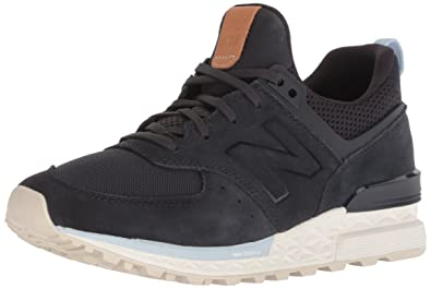 buy online 0a79e 82b98 denmark blue black womens new balance 574 shoes 76486 c483d