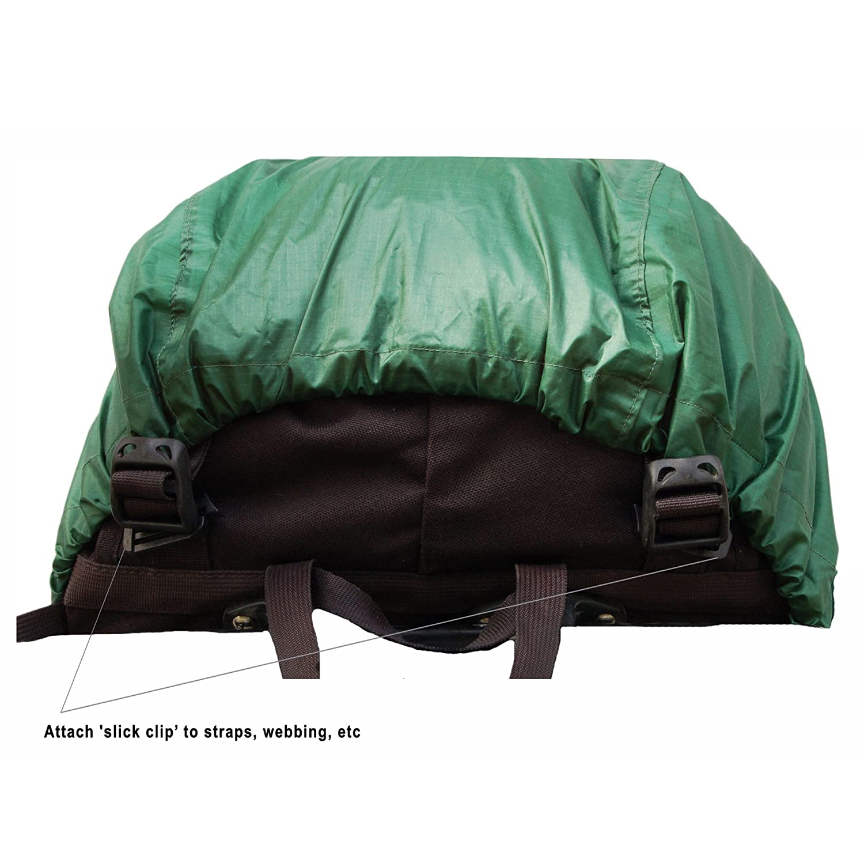 or Large Small Green 100/% Waterproof Medium Aqua Quest Backpack Cover