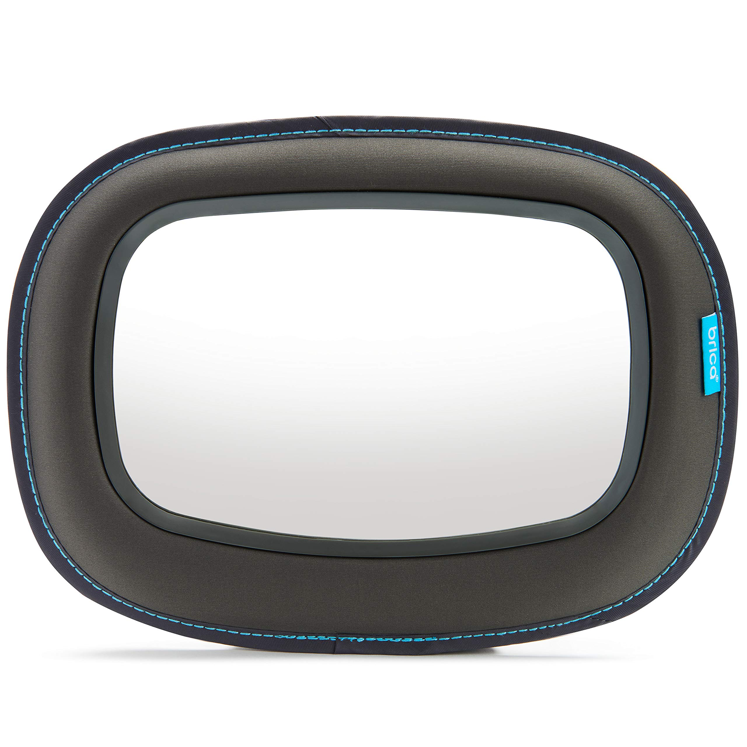 Munchkin Brica Baby In-Sight Car Mirror, Crash Tested and Shatter Resistant by Brica