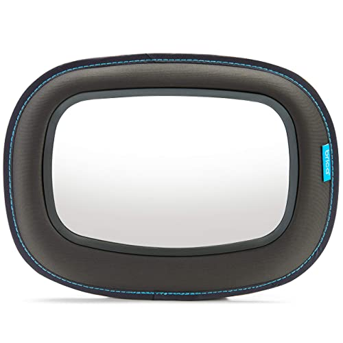 Munchkin Brica Baby In-Sight Car Mirror, Crash Tested and Shatter Resistant