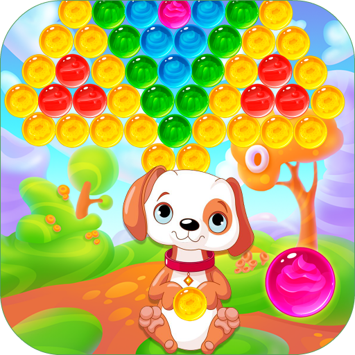 Stars Wars Games (Candy Bubble Shooter)