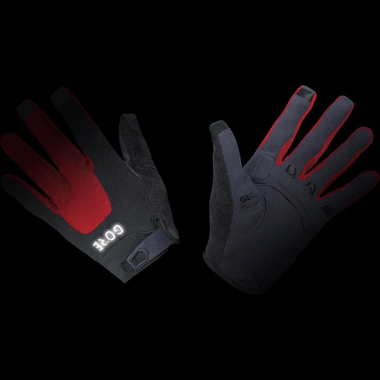 GORE Wear Mens Breathable Mountain Bike Gloves GORE Wear C5 Trail Gloves 100116