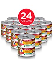 Hill's Science Diet Adult Healthy Cuisine Wet Cat Food, Roasted Chicken & Rice Medley Canned Cat Food, 79g, 24 Pack