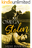 OMEGA STOLEN: M/M Shifter Mpreg Romance (Northern Lodge Pack Book 1)