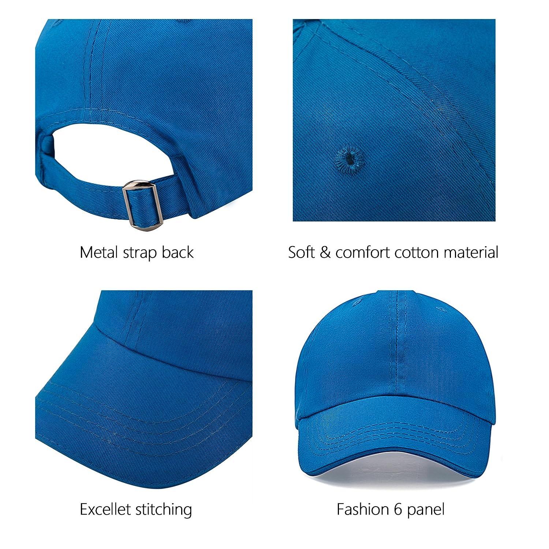Kid Baseball Hats Girls Unconstructed Hats Kids Sun Hats