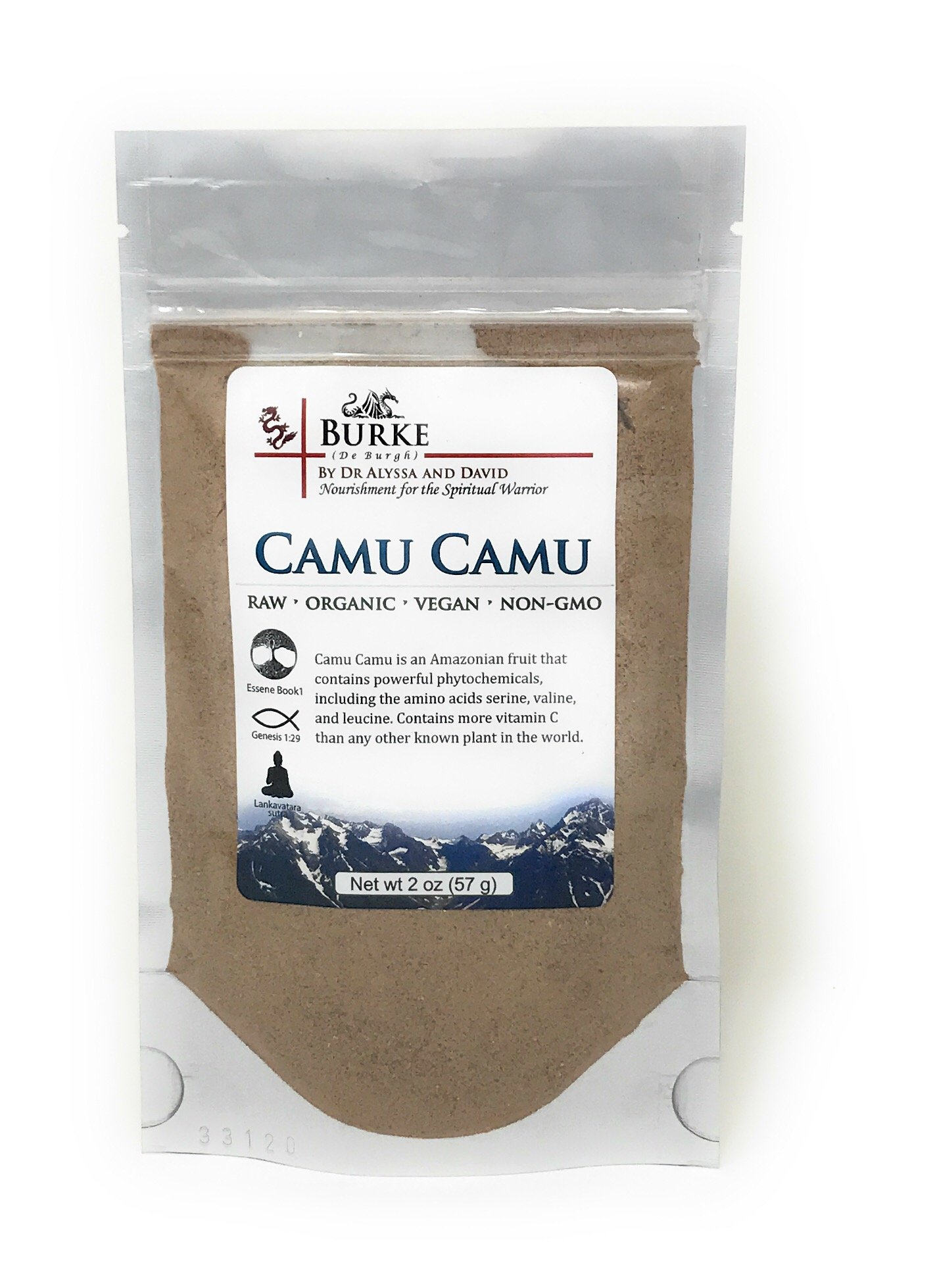 Camu Camu Powder 2 oz. (57 g) by Burke Superfoods (Image #1)