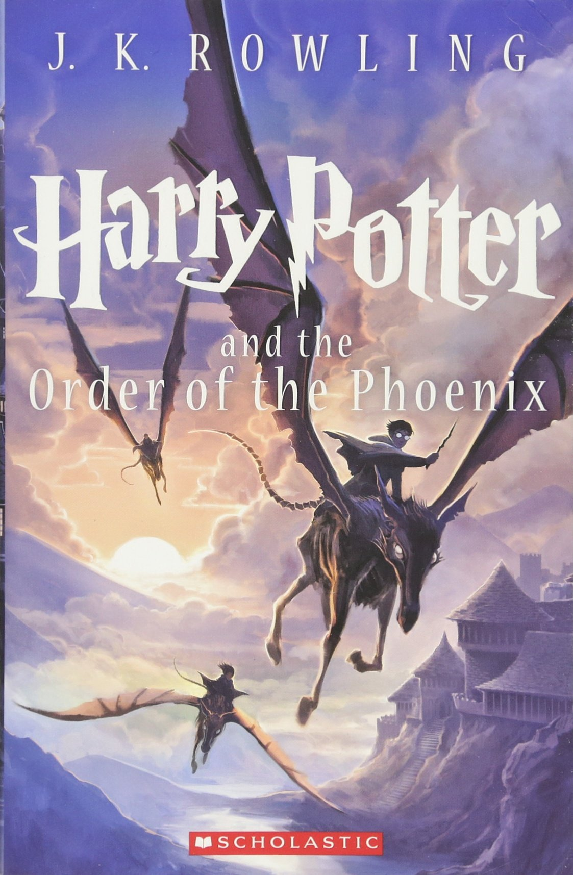Image result for order of the phoenix book