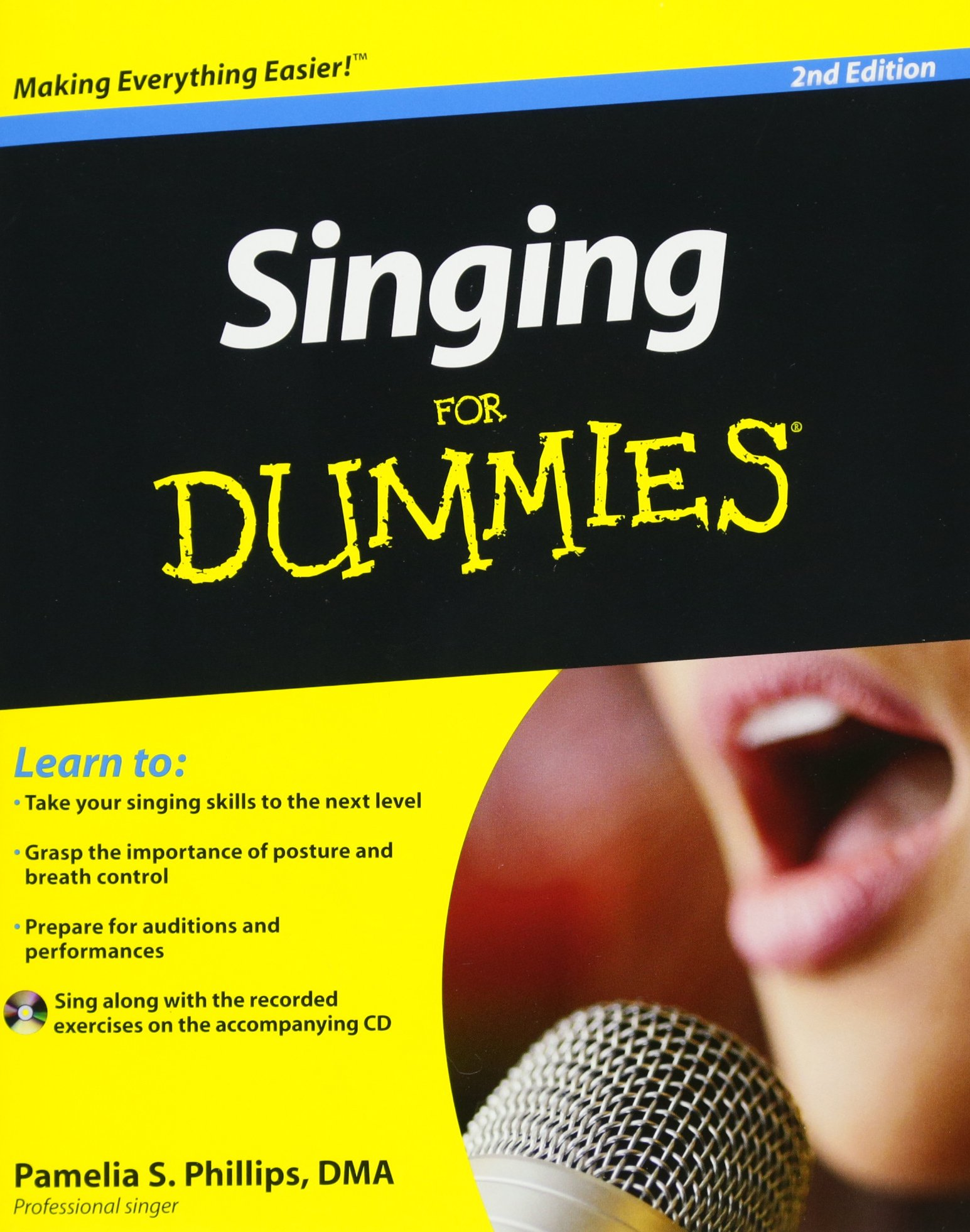 Literature craft and voice 2nd edition - Singing For Dummies Pamelia S Phillips 9780764524752 Amazon Com Books