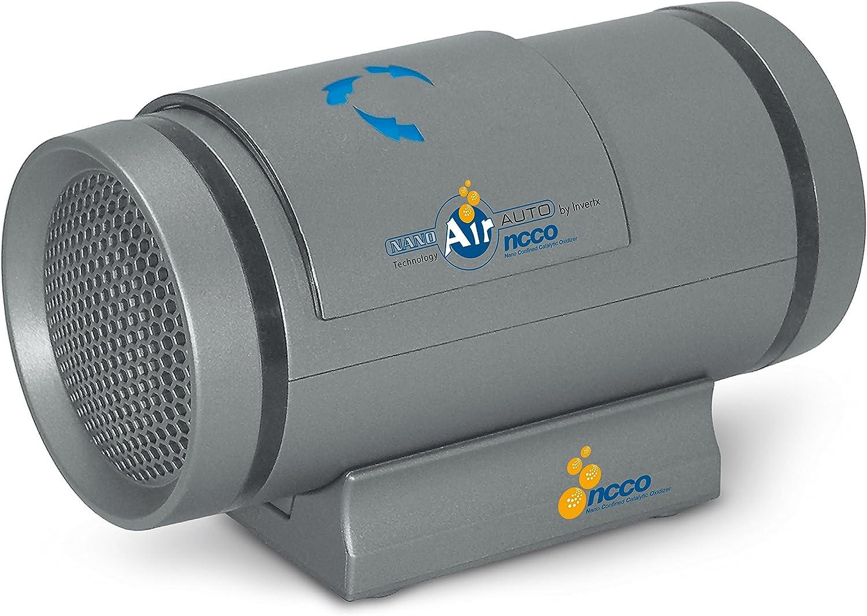Nano Air Purificateur dair Voiture 12/V Filtre /à Pollen ionisateur antiodeur 6/pi/èces