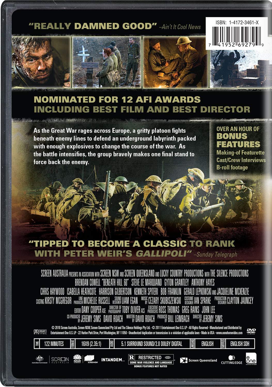 Beneath Hill 60 Reino Unido Dvd Amazon Es Cine Y Series Tv