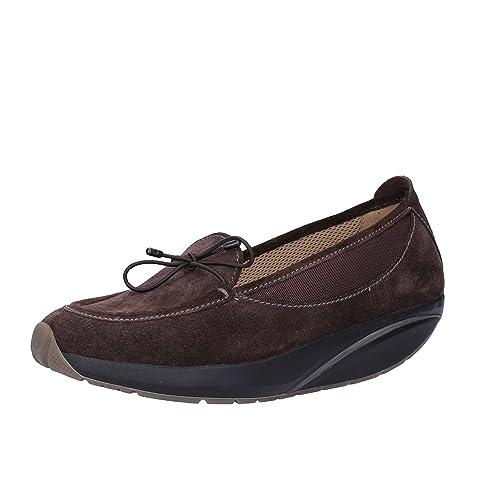 4819037977fa MBT SHOE BROWN 400354-04-013 Laini 39 Brown  Amazon.ca  Shoes   Handbags