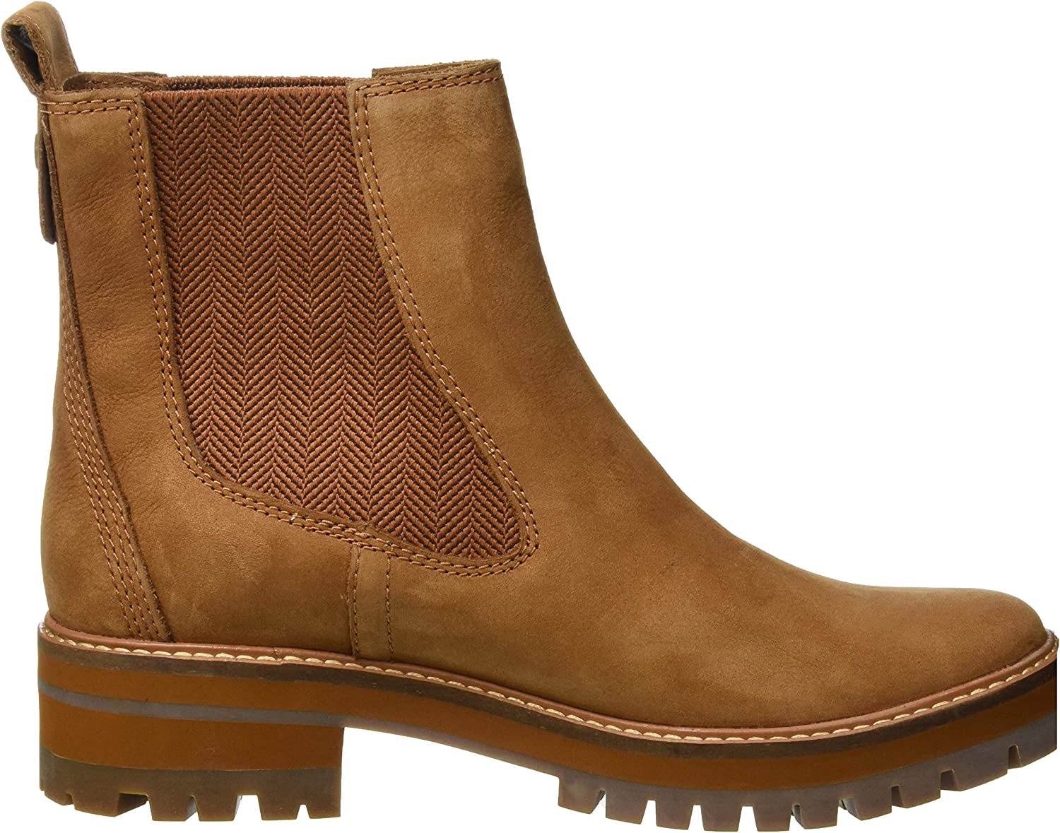Timberland Womens Courmayeur Valley Chelsea Fashion Boot