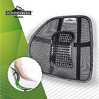 Donnerberg Original Cuscino auto sostegno lombare schienale ergonomico sostegno posteriore supporto lombare